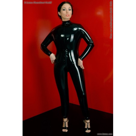 Catsuit gonflable femme
